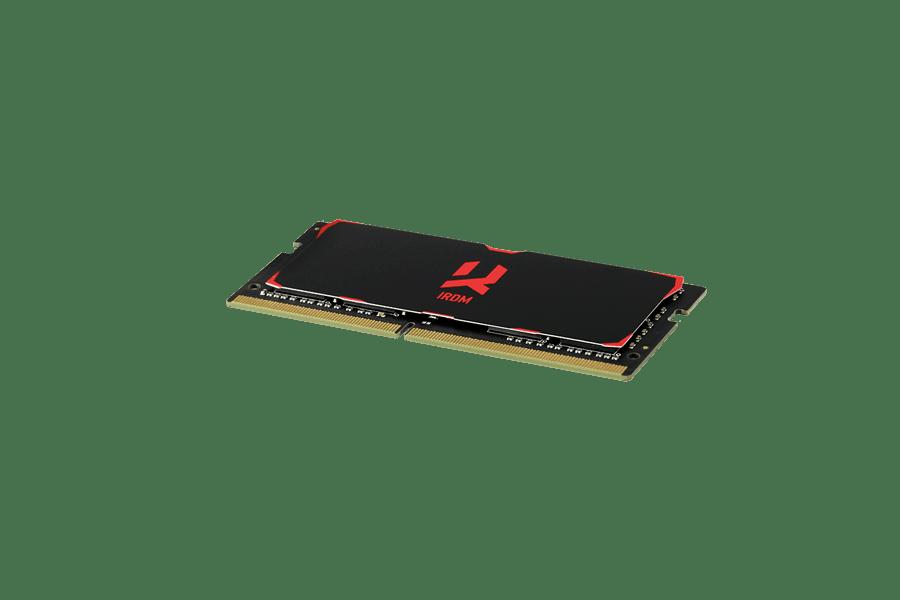 IRDM sodimm right - GOODRAM presenta IRDM DDR4 SODIMM per portatili e miniPC