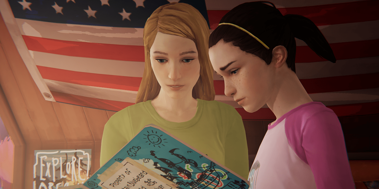 """Life is Strange Before the Storm addio - Disponibile l'episodio bonus """"addio"""" di Life is Strange: Before the Storm"""