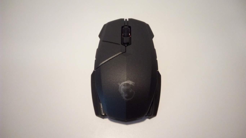 MSI CLUTCH GM60 Scocca superiore FILEminimizer - Recensione mouse MSI CLUTCH GM60