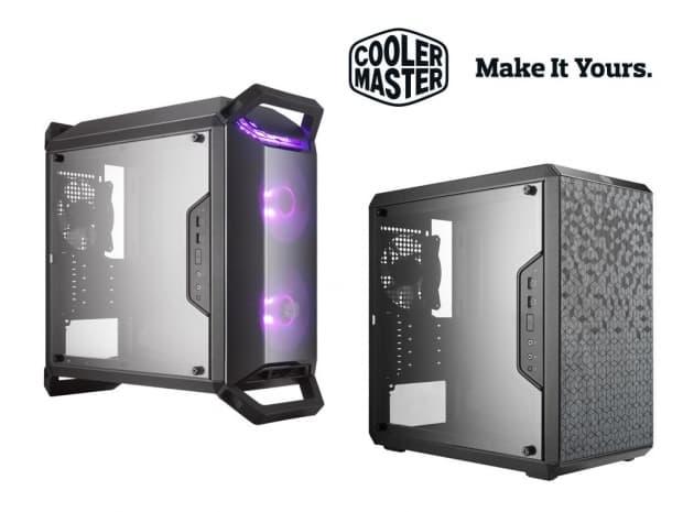 MasterBox Q300 - Cooler Master presenta la serie MasterBox Q300