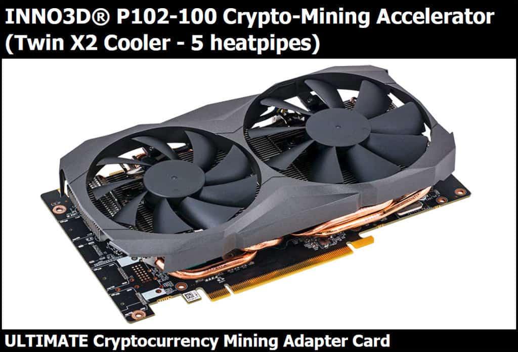 NVIDIA P102 100 - NVIDIA P102-100 è la nuova GPU per i miner di criptovalute