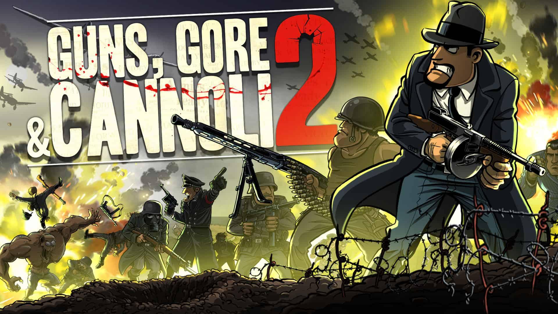 PromoPage - Guns, Gore and Cannoli 2 - Recensione PC