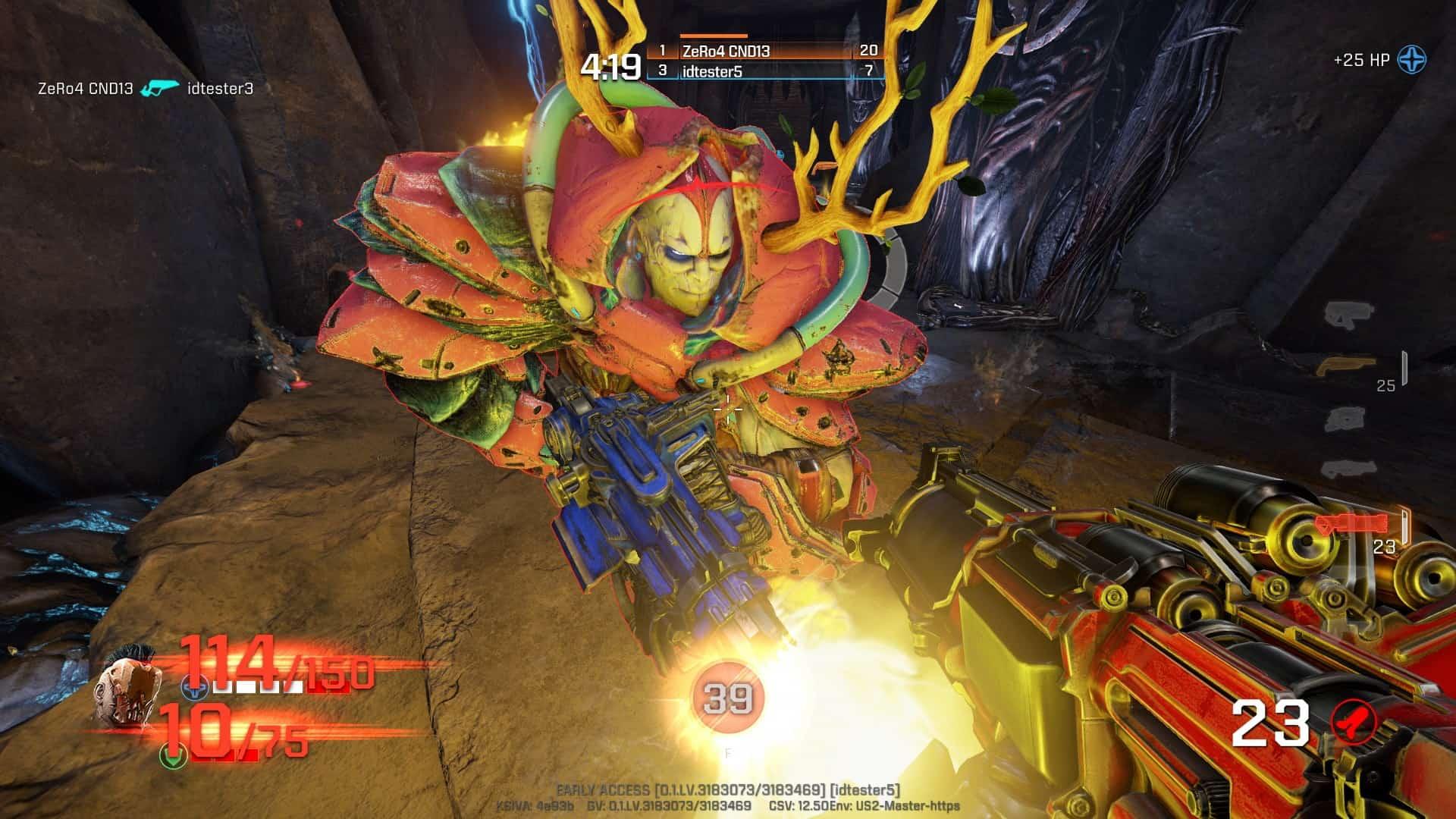 """Quake Champions March Update 05 1520518855 - Quake Champions: Instagib, partite classificate 2v2 e modalità """"Nessuna abilità"""" nel prossimo aggiornamento"""