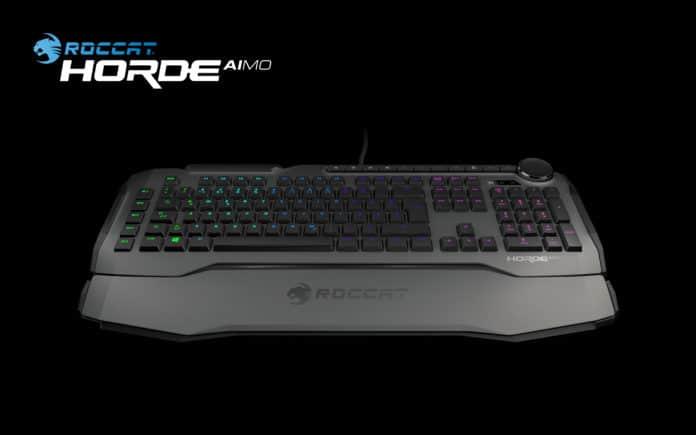 Roccat Horde AIMO 1 696x435 - Disponibile Roccat Horde AIMO, una nuova tastiera gaming
