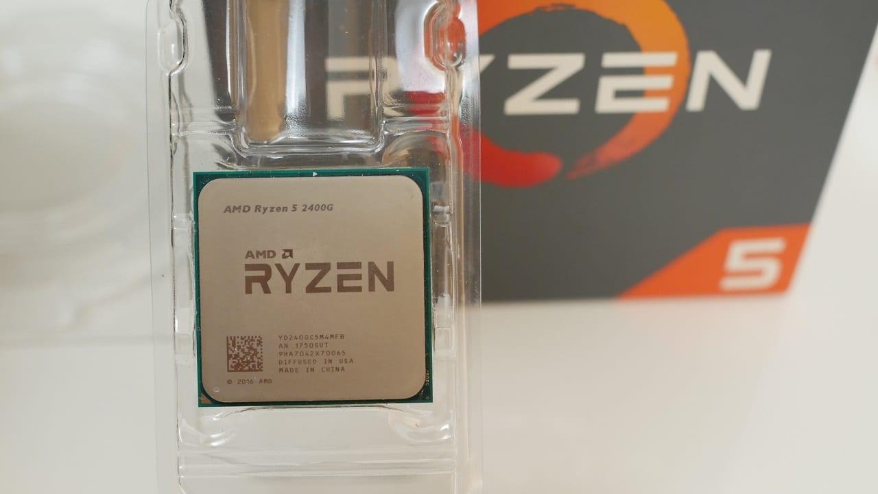 Recensione APU AMD Ryzen 5 2400G | PC-Gaming it