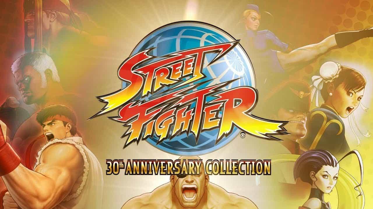 Street Fighter 30th Anniversary Collection - Street Fighter 30th Anniversary Collection è in arrivo il 29 maggio 2018
