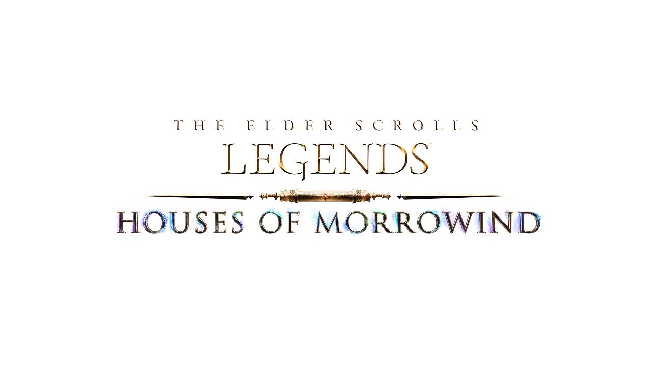 TESL HoM Logo EN 1521193318 - The Elder Scrolls Legends - Annunciata la nuova espansione Le Casate di Morrowind