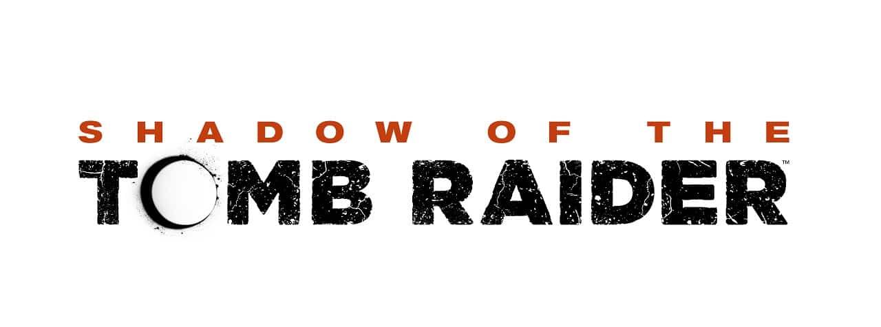 TombRaider Logo RGB Black v8 1521106598 - Teaser trailer per Shadow of the Tomb Raider, il gioco verrà presentato il 27 aprile