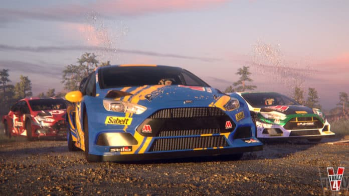 V-Rally 4 annunciato per PC, PS4, Xbox One e Switch