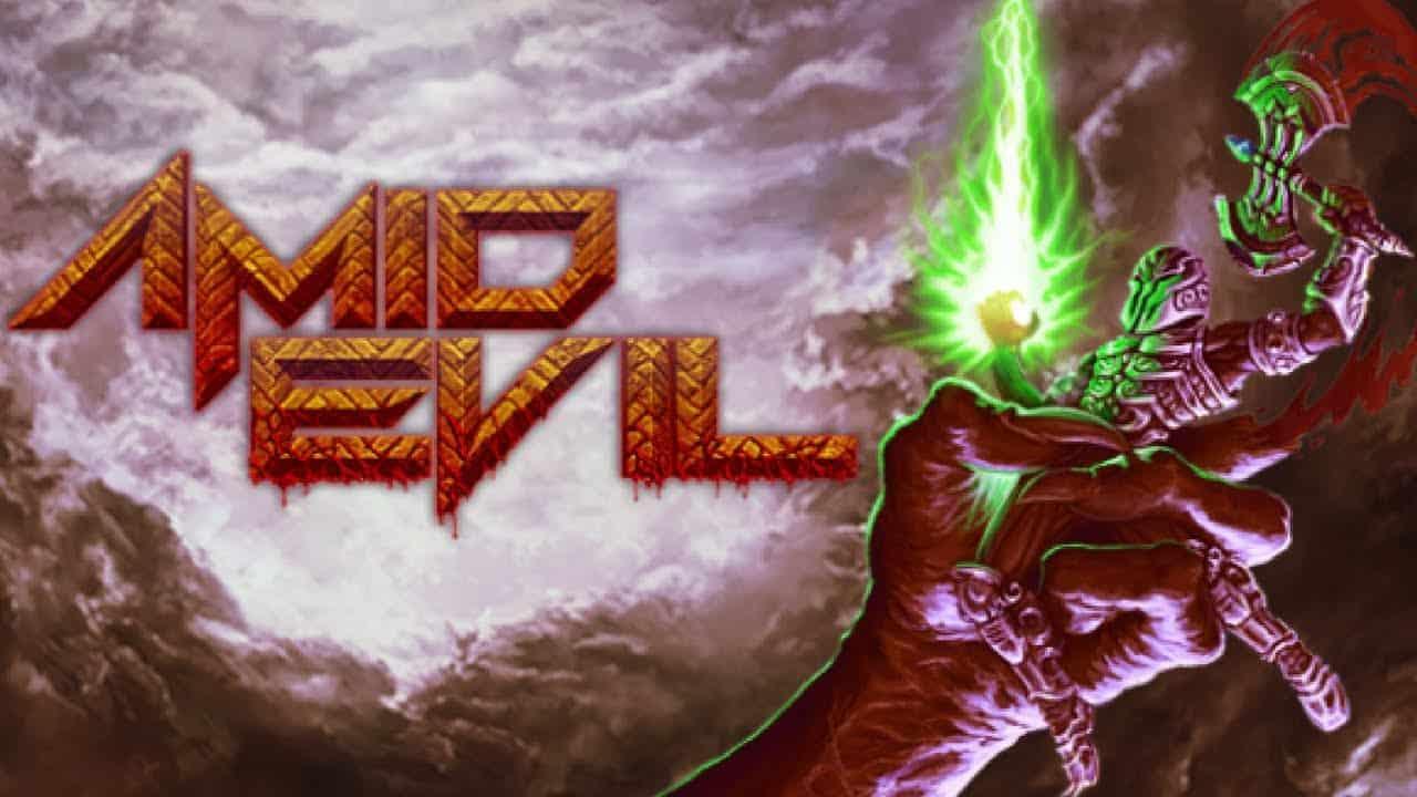 amid evil provato - AMID EVIL – Anteprima