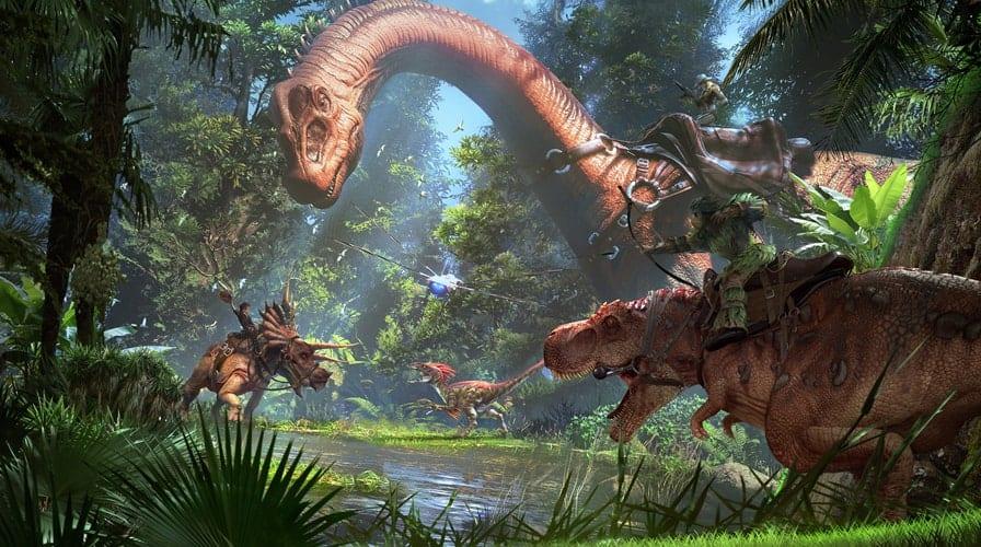 ark park - ARK Park arriva su SteamVR, PSVR, Oculus Rift & Viveport