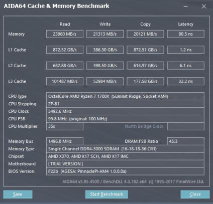 cachemem profilo xmp 424x407 - Recensione GOODRAM IRDM X DDR4