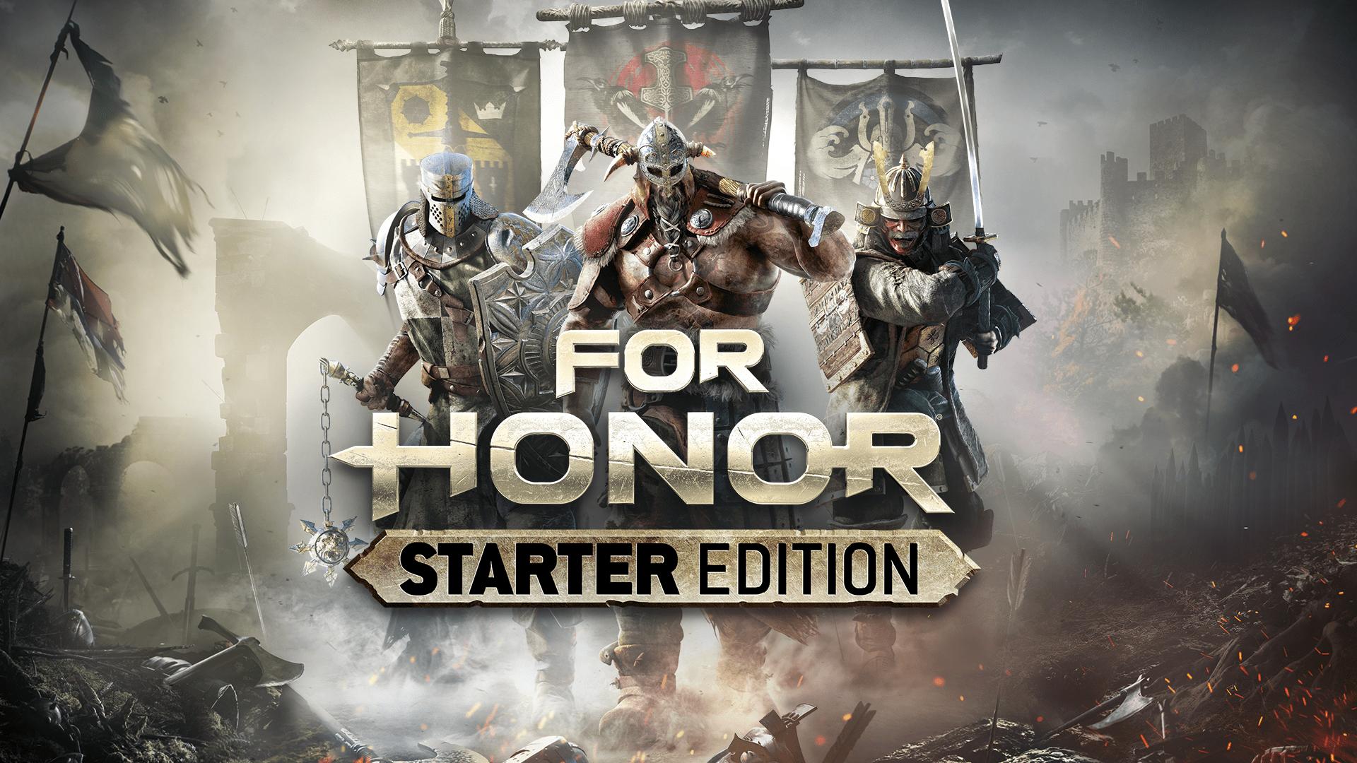 for honor starter edition - La For Honor Starter Edition è disponibile