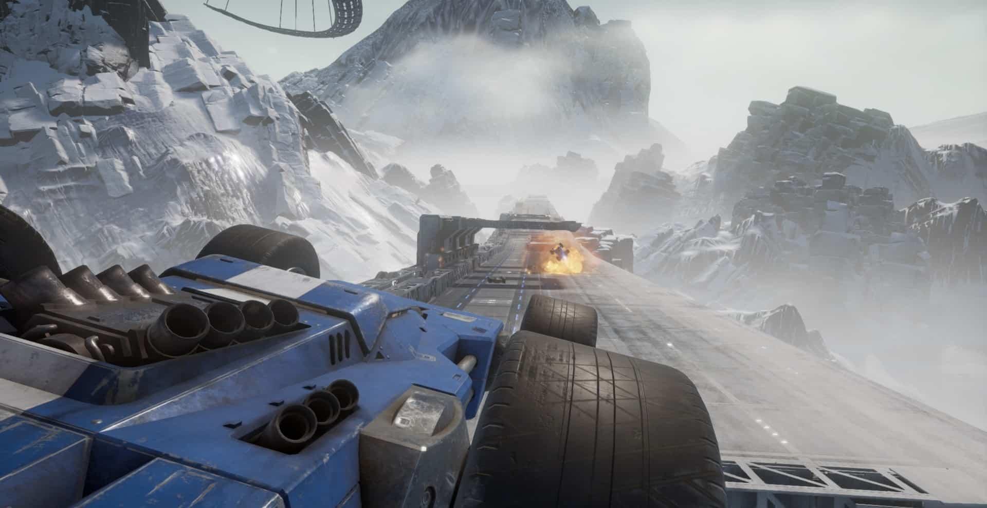grip - Il racer futuristico GRIP uscirà da Steam Early Access entro la fine dell'anno