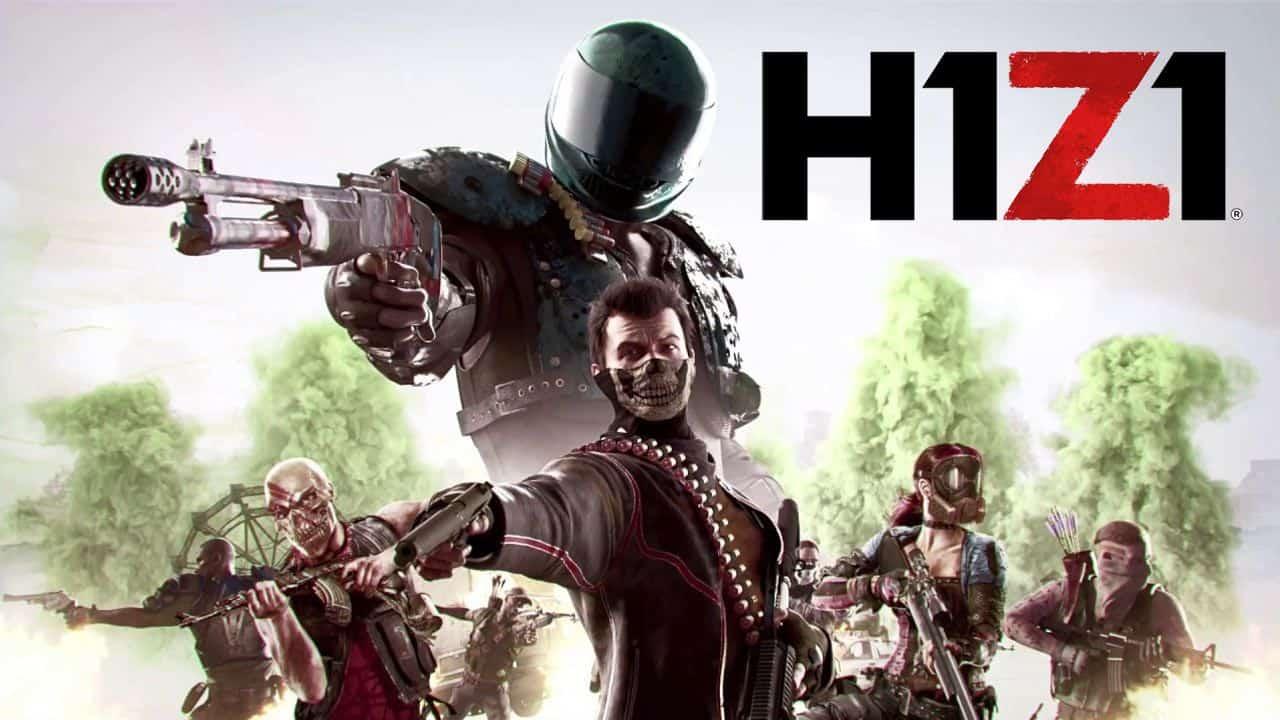 h1z1 free to play - H1Z1 è diventato Free to Play