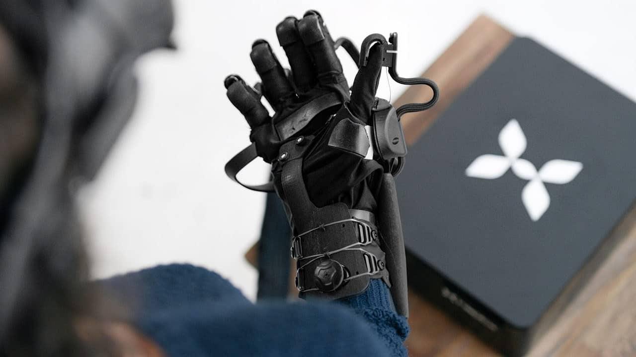 haptx gloves - Ecco la dimostrazione di un guanto con feedback aptico per VR
