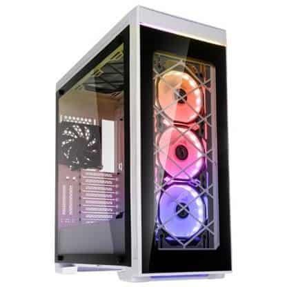 lian li alpha 1 - Lian Li annuncia i case serie Alpha in vetro temperato