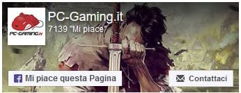 pc gamingit facebook - Ciao Alessandro