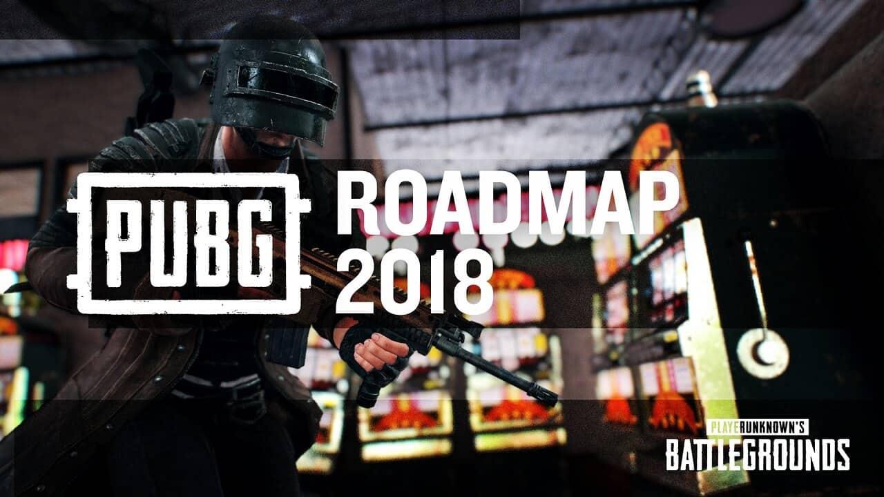 pubg roadmap 2018 1 - Rivelata la roadmap del 2018 di PUBG, a breve in arrivo la terza mappa