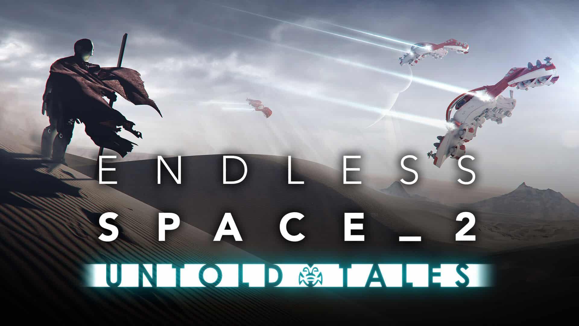 untold tales endless space 2 - Due contenuti aggiuntivi a sorpresa per Endless Space 2