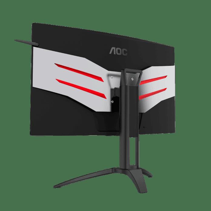 AG322QC4 BKL 696x696 - AOC annuncia AG322QC4, il primo monitor AGON con FreeSync 2 e HDR400