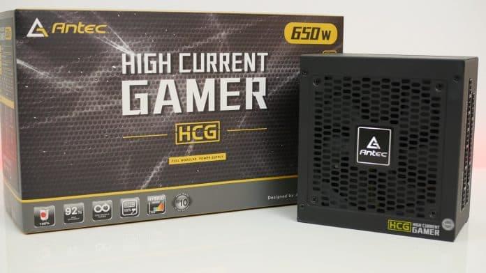 ANTEC HCG Gold 650W 1 696x392 - Recensione Alimentatore ANTEC HCG Gold 650W