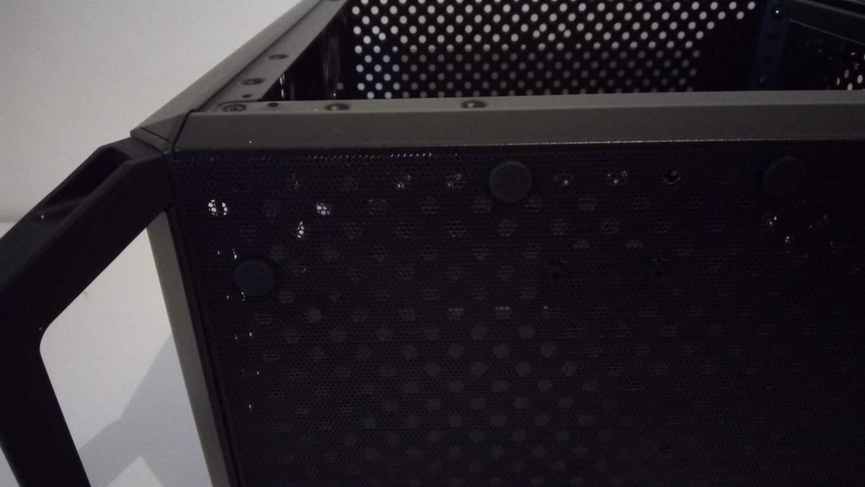 CM Q300P Filtro FILEminimizer - Case Cooler Master MasterBox Q300P - Recensione