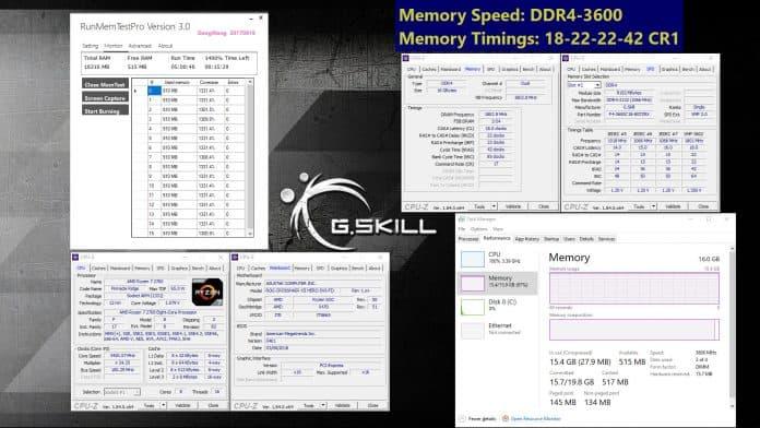 G.SKILL Trident Z RGB Sniper X Ryzen 1 696x392 - G.SKILL annuncia le memorie Trident Z RGB e Sniper X per AMD Ryzen 2000