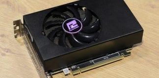 PowerColor Radeon RX Vega Nano in foto