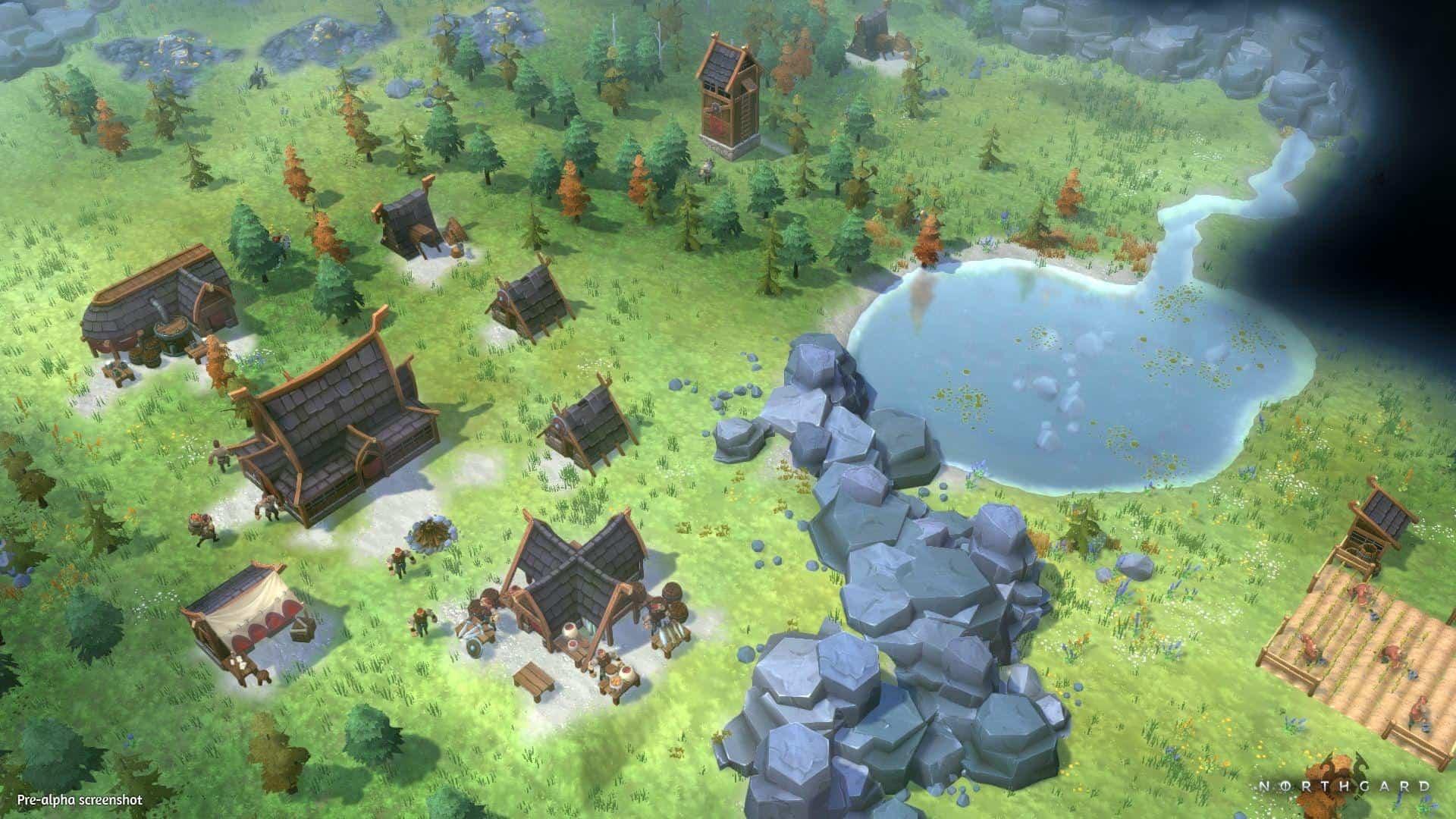 northgard land - Northgard - Recensione
