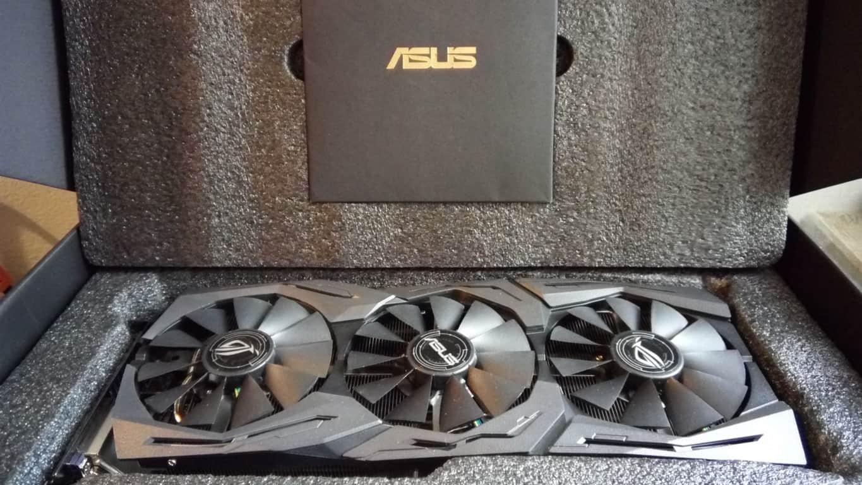 Asus ROG 1070 Ti Bundle - Asus ROG Strix GTX 1070 Ti - Recensione