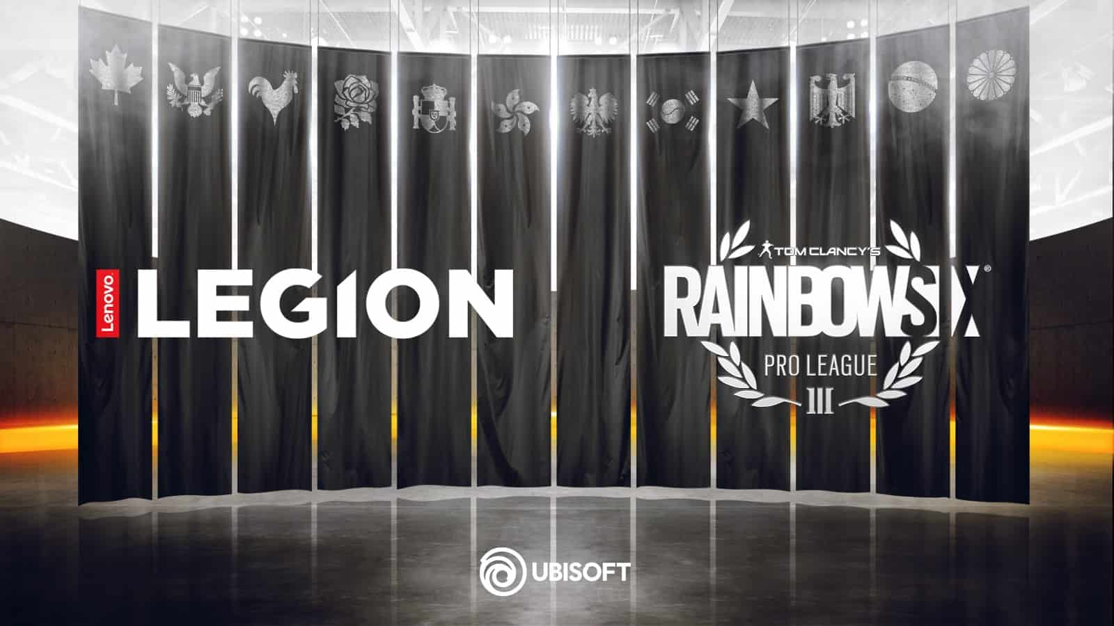 Lenovo Legion Ubisoft R6S 2 1600x900 - LENOVO partner ufficiale di Ubisoft Rainbow Six pro League