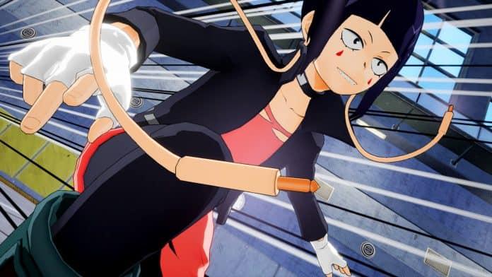 MY HERO ONE'S JUSTICE 2 696x392 - Fumikae, Eijiro e Kyoka si uniscono al roster di MY HERO ONE'S JUSTICE