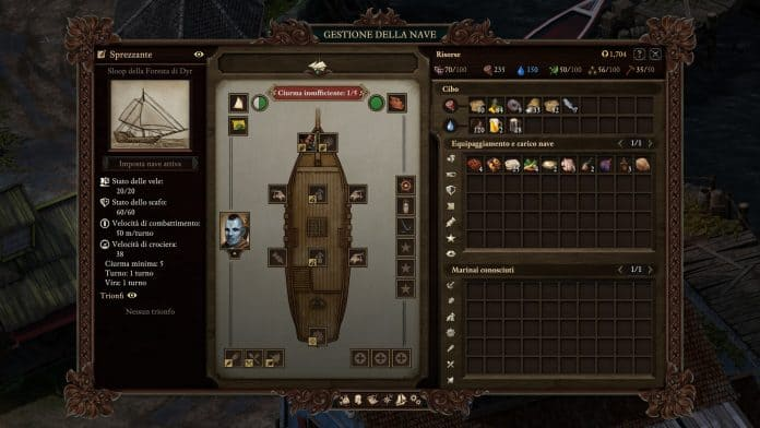 Pillars of Eternity II recensione 21 696x392 - Pillars of Eternity II: Deadfire - Recensione PC