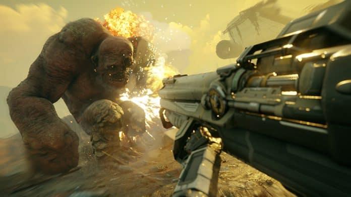 Rage 2 - uccisione di un nemico