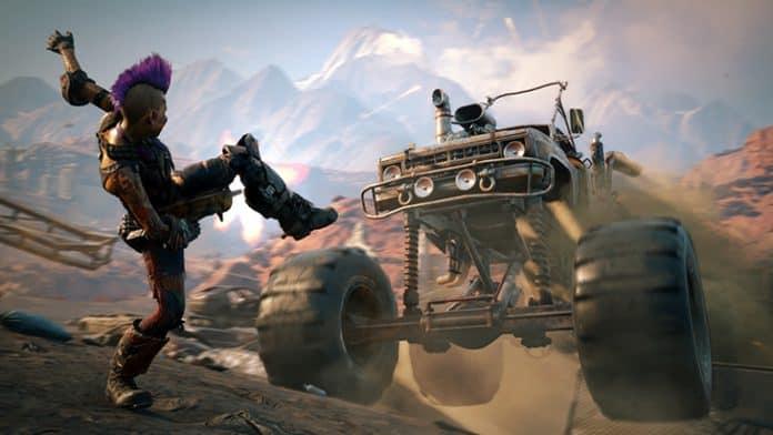 Rage 2 veicoli, Monster Truck