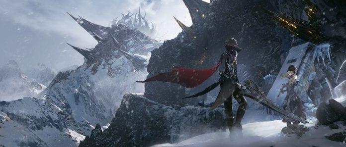Ridge of Frozen ouls 1526547370 696x297 - CODE VEIN: ancora dettagli sui personaggi, boss e ambientazioni