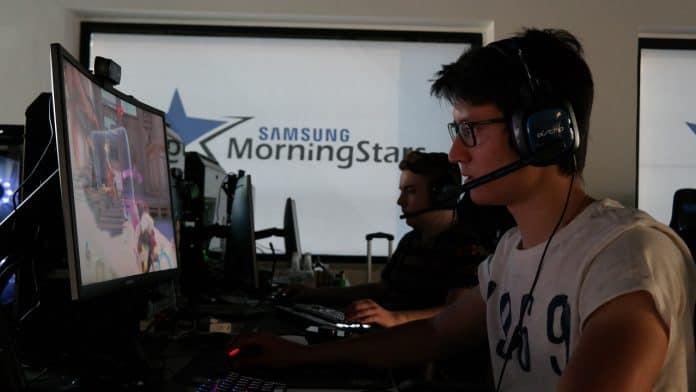 Samsung Morning Stars 1 696x392 - Logitech è Sponsor del team eSports italiano Samsung Morning Stars