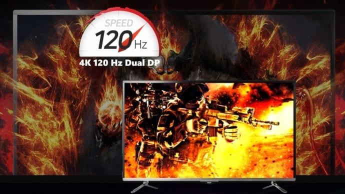 Wasabi Mango UHD430 4K i20 1 - Disponibile il primo monitor 4K 120Hz, Wasabi Mango UHD430