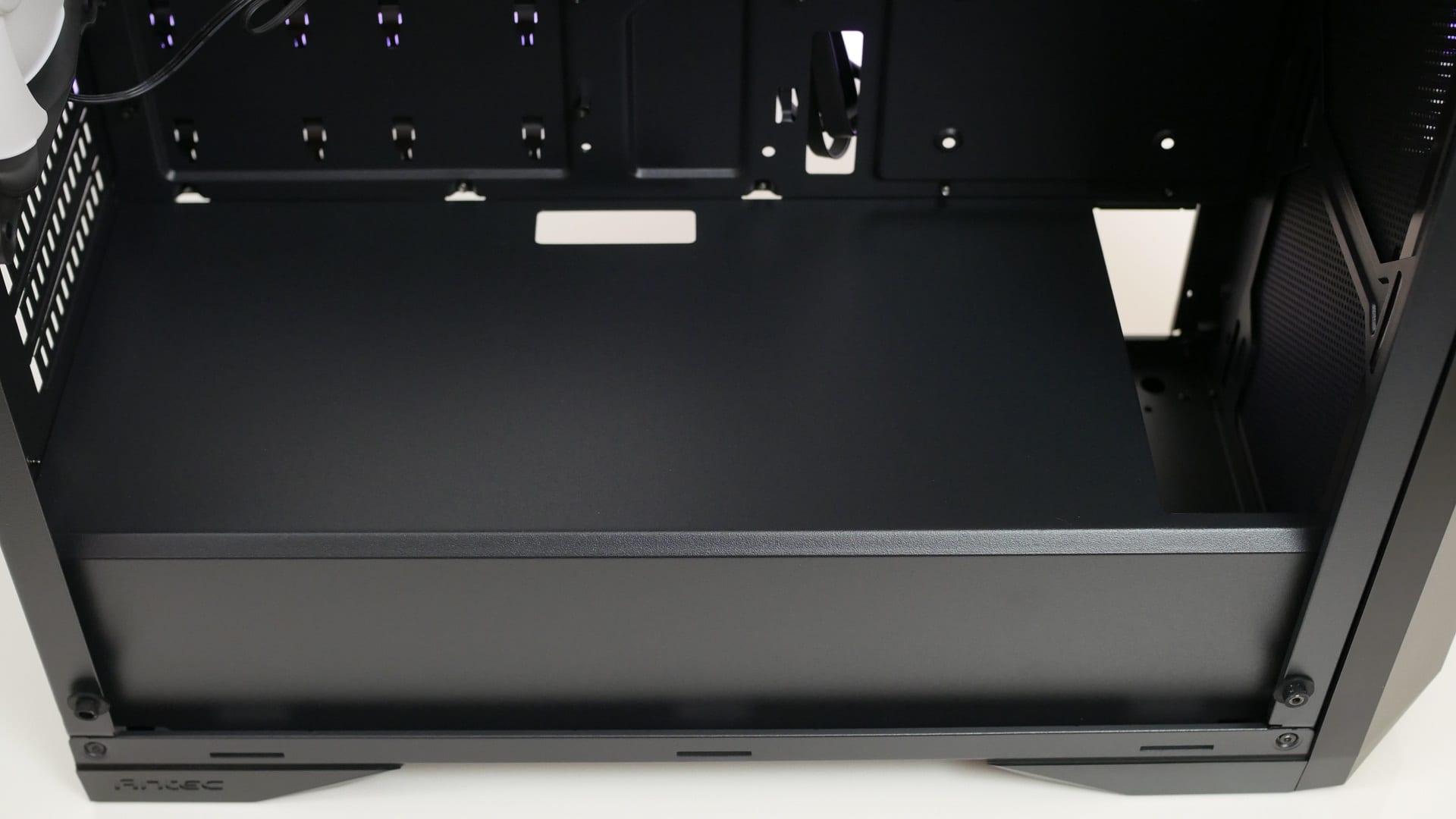 antec p6 recensione12 - Antec P6, recensione del nuovo case Micro-ATX