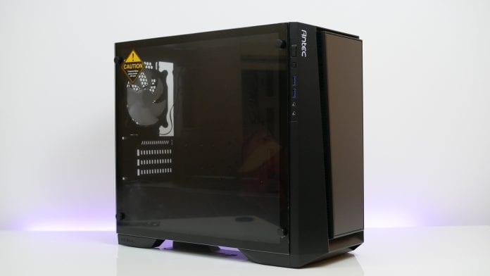 antec p6 recensione2 696x392 - Antec P6, recensione del nuovo case Micro-ATX