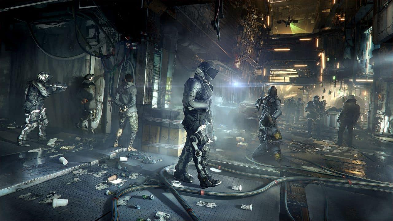 deus ex mankind divided non morto1 - Il boss di Eidos Montreal rassicura: Deus Ex non è morto