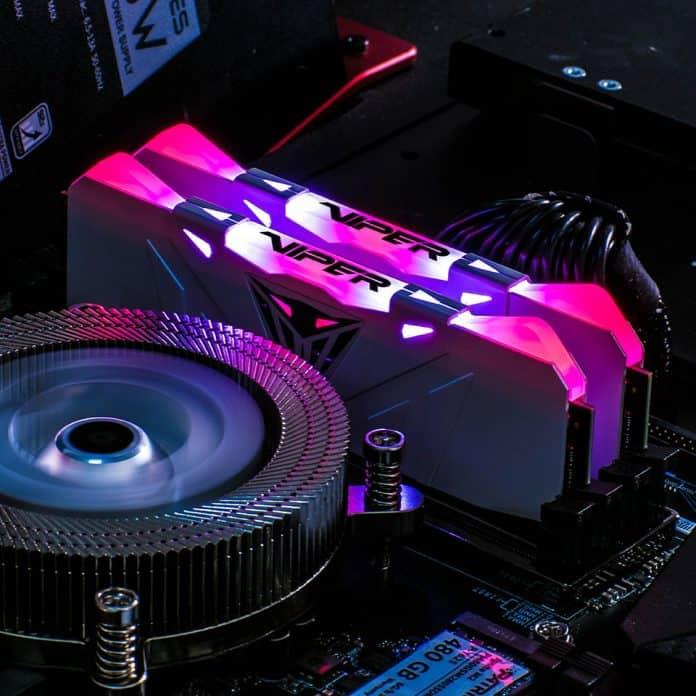 patriot VIPER RGB ddr4 kit 1 696x696 - Patriot Viper lancia i nuovissimi kit di memoria DDR4 RGB