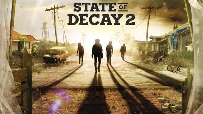 Driver NVIDIA GeForce 397.93 WHQL state of decay 2