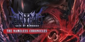 Disponibile Anima: Gate of Memories – The Nameless Chronicles
