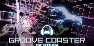 Groove Coaster arriverà su Steam il 16 Luglio