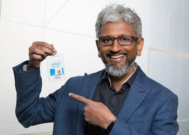 Raja Koduri Intel 2 - Intel entrerà nel mercato delle schede grafiche discrete nel 2020