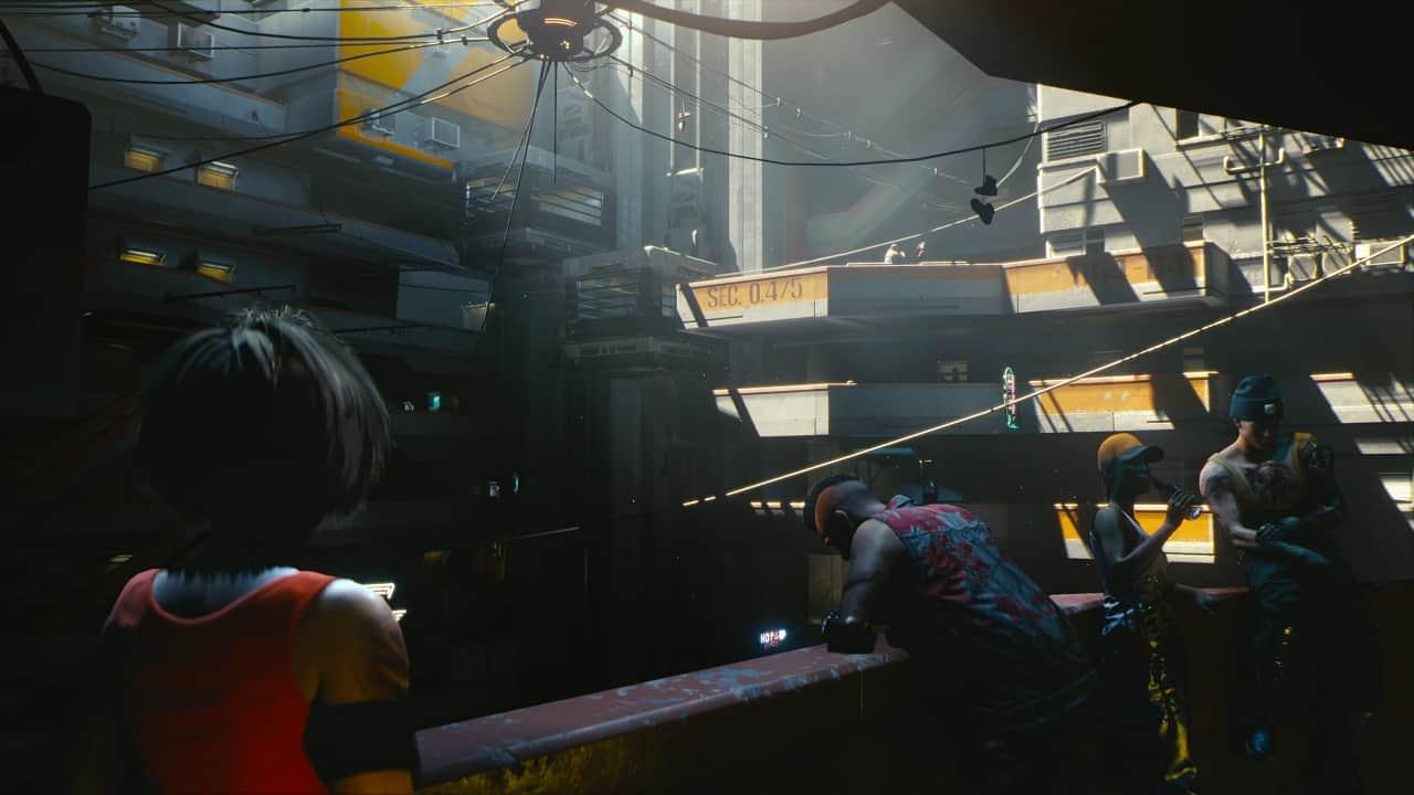 cyberpunk 2077 dettagli3 - CD Projekt Red condivide qualche dettaglio su Cyberpunk 2077