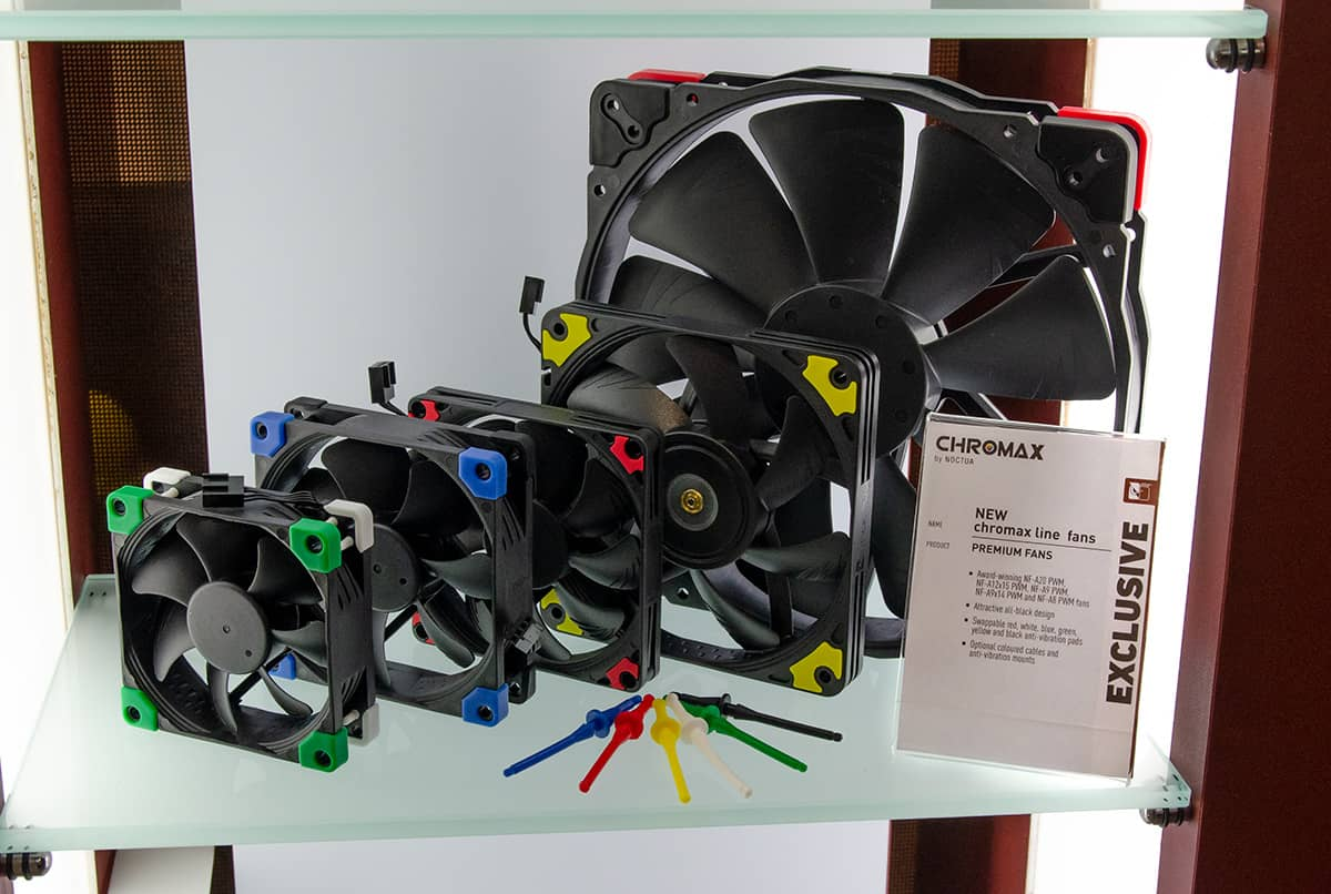 noctua next gen 150mm d type cooler 2 - Noctua rilascerà dei dissipatori completamente neri