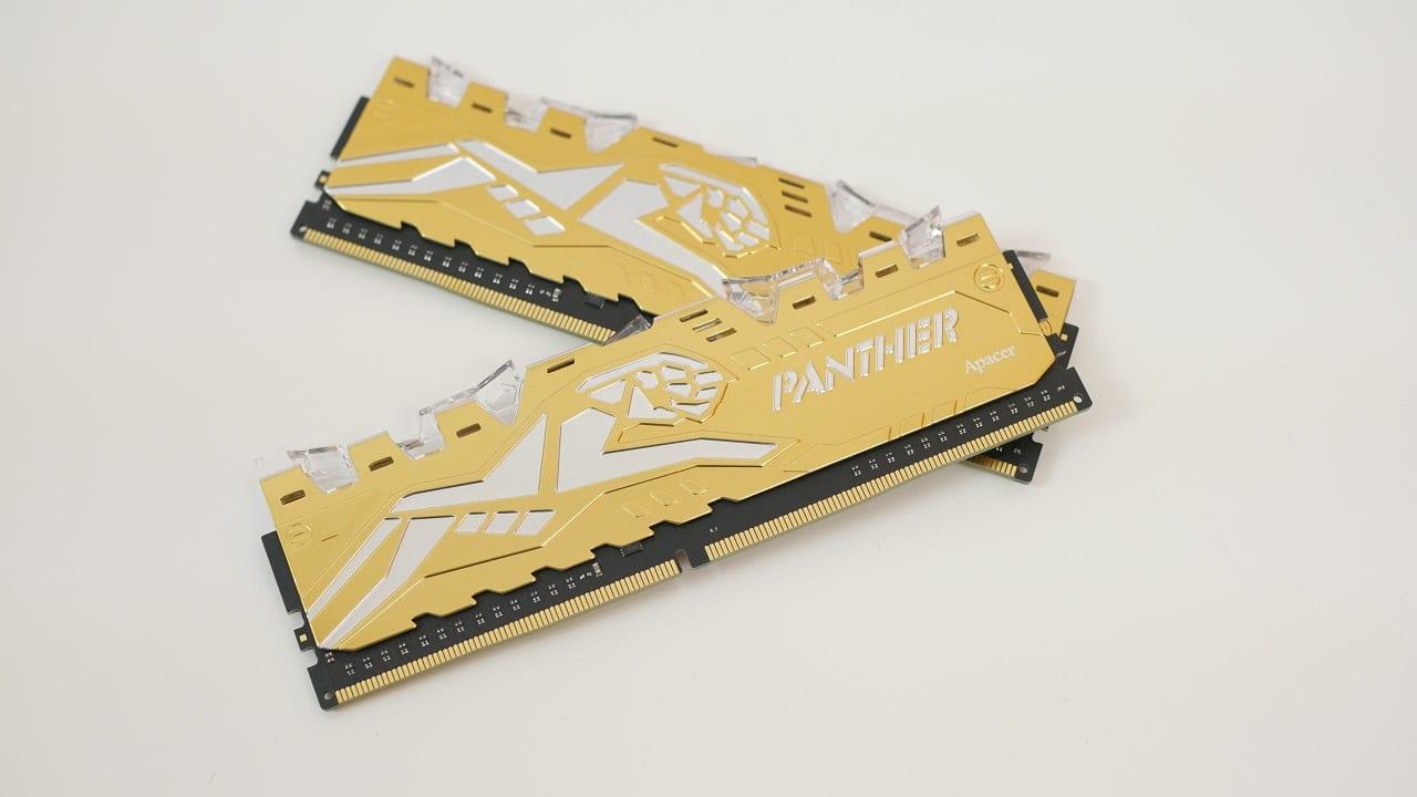 , Apacer Panther Rage RAM DDR4 RGB – Recensione